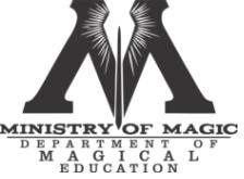 Département de l'éducation magique